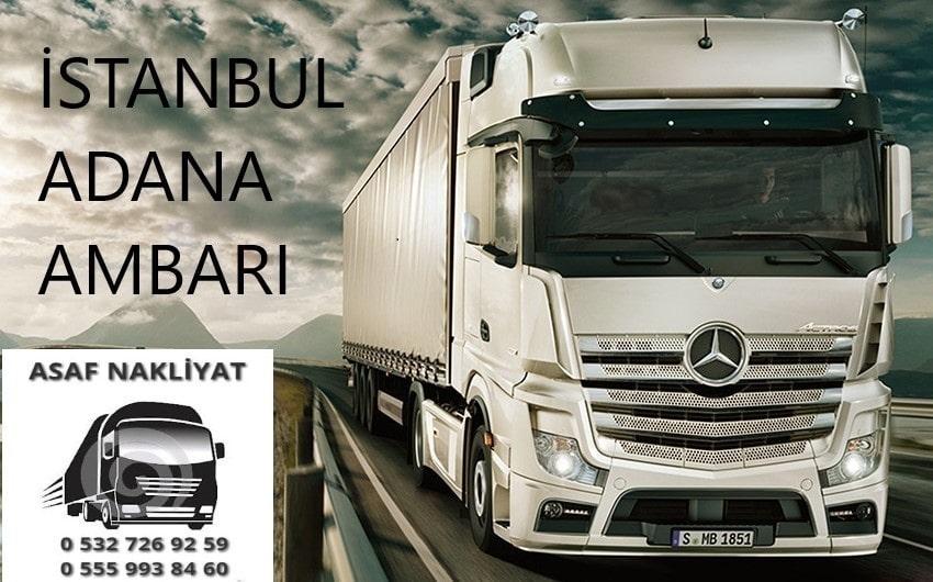 İstanbul Adana Ambarı