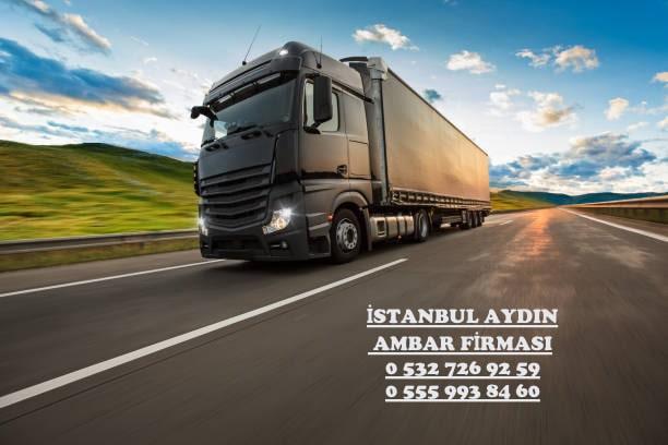 istanbul aydın ambar firması