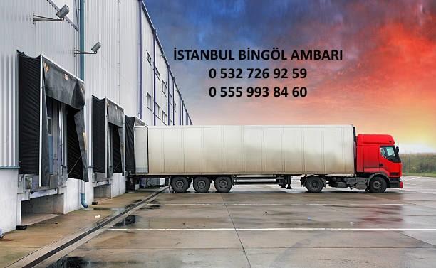 istanbul bingöl ambarı