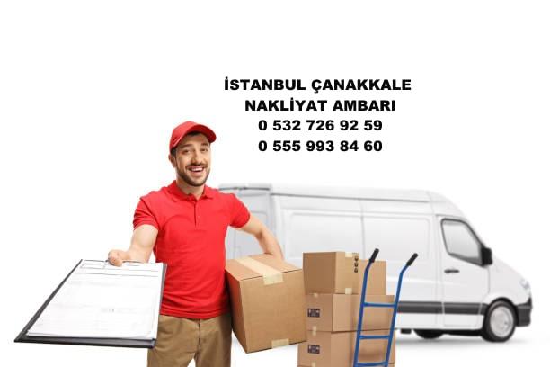 istanbul çanakkale nakliyat ambarı