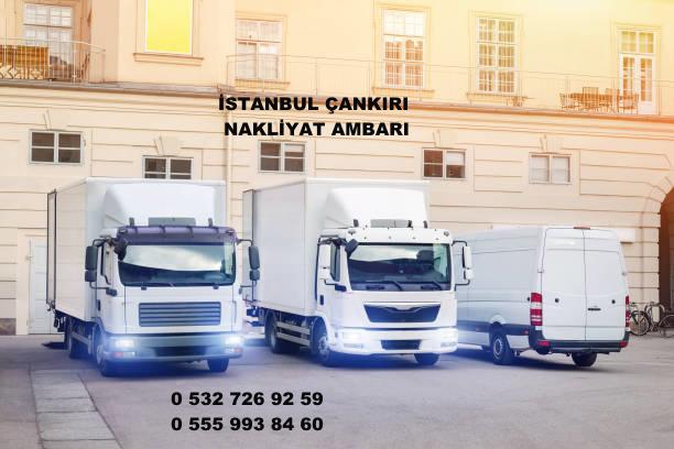 istanbul çankırı nakliyat ambarı