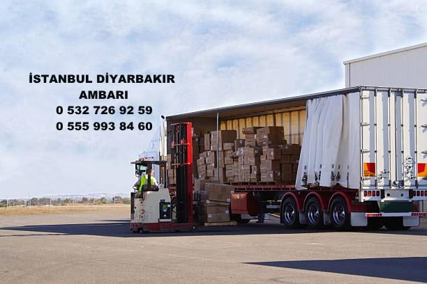 İstanbul Diyarbakır ambarı