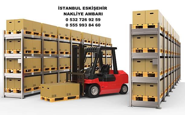 istanbul eskişehir nakliye ambarı