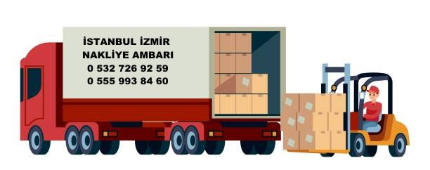 istanbul izmir nakliye ambarı