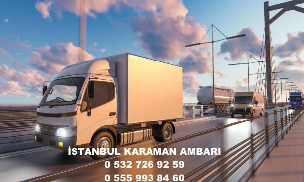 istanbul karaman ambarı