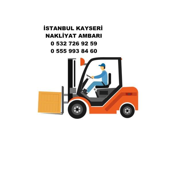istanbul kayseri nakliyat ambarı