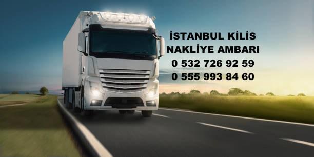 istanbul kilis nakliye ambarı