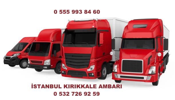 istanbul kırıkkale ambarı