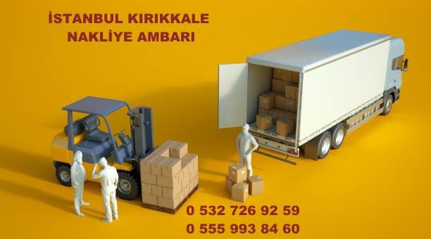 istanbul kırıkkale nakliye ambarı