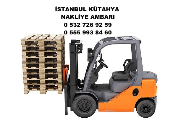 istanbul kütahya nakliye ambarı