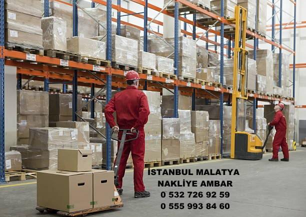istanbul malatya nakliye ambarı