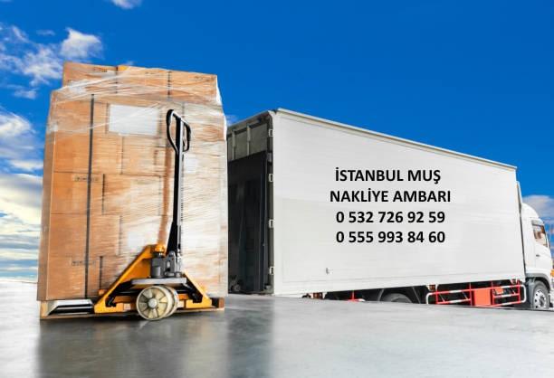 istanbul muş nakliye ambarı
