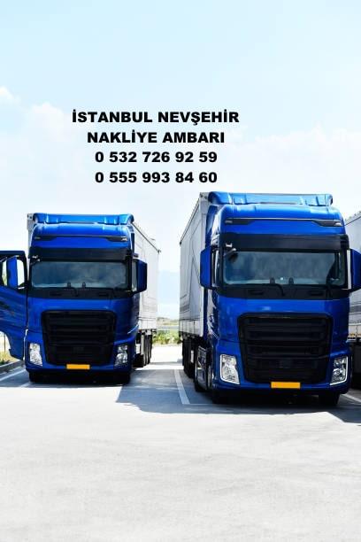 istanbul nevşehir nakliye ambarı