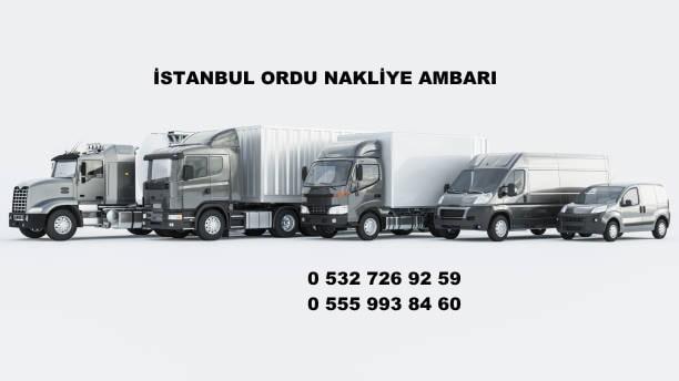 istanbul ordu nakliye ambarı