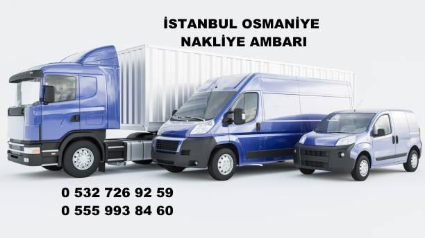 istanbul osmaniye malatya nakliye ambarı