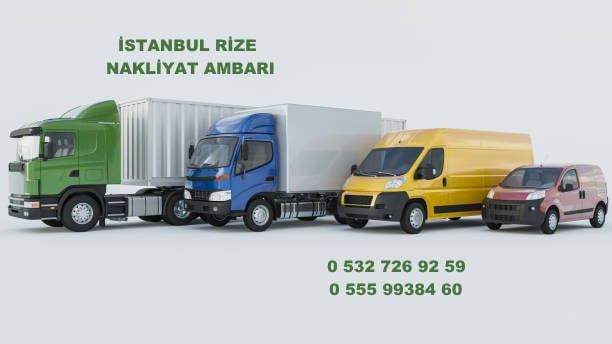 istanbul rize nakliyat ambarı