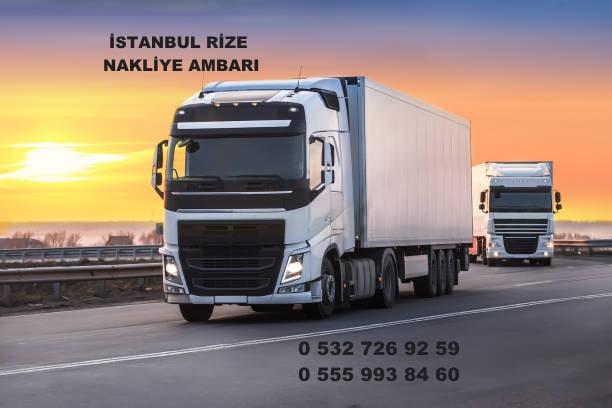 istanbul rize nakliye ambarı