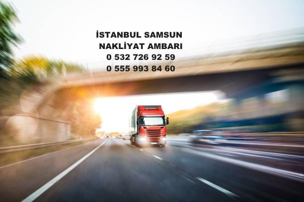 istanbul samsun nakliyat ambarı