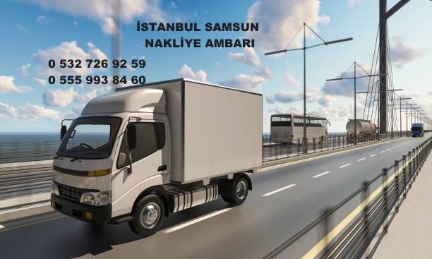 istanbul samsun nakliye ambarı