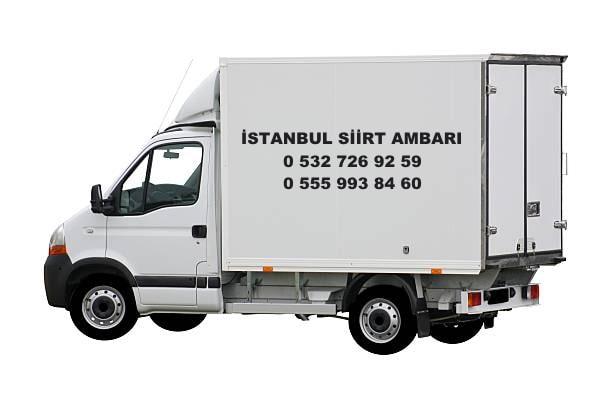 istanbul siirt ambarı
