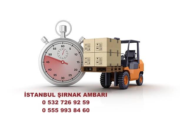 istanbul şırnak ambarı