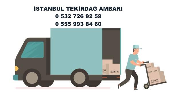 istanbul tekirdağ ambarı