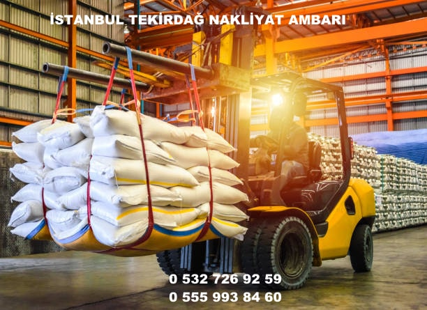 istanbul tekirdağ nakliyat ambarı