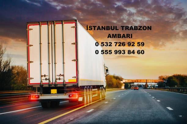 istanbul trabzon ambarı
