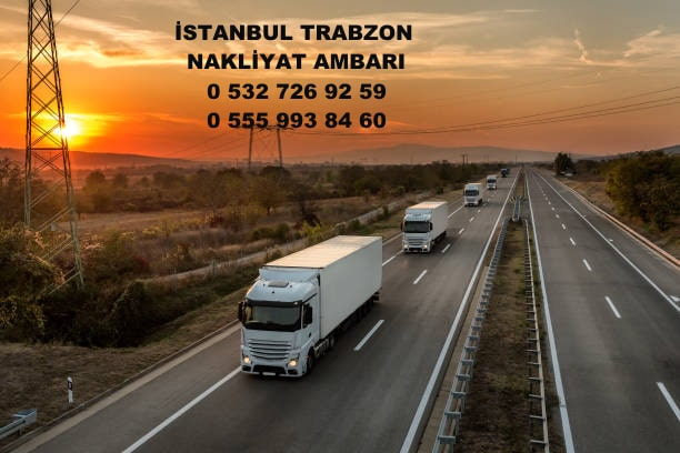 istanbul trabzon nakliyat ambarı