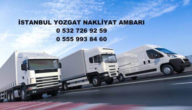 istanbul yozgat nakliyat ambarı