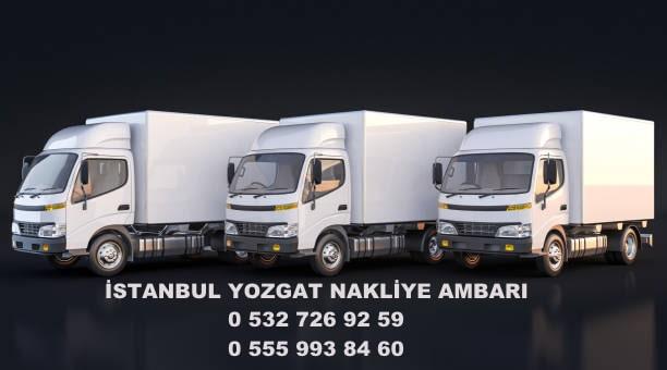istanbul yozgat nakliye ambarı