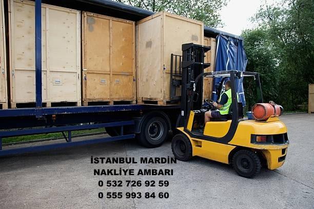 istanbul mardin nakliye ambarı