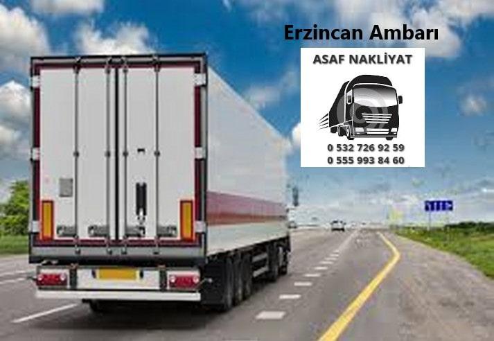 İstanbul Erzincan Ambarı
