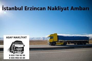 İstanbul Erzincan Nakliyat Ambarı