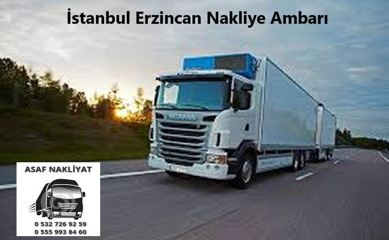 İstanbul Erzincan Nakliye Ambarı