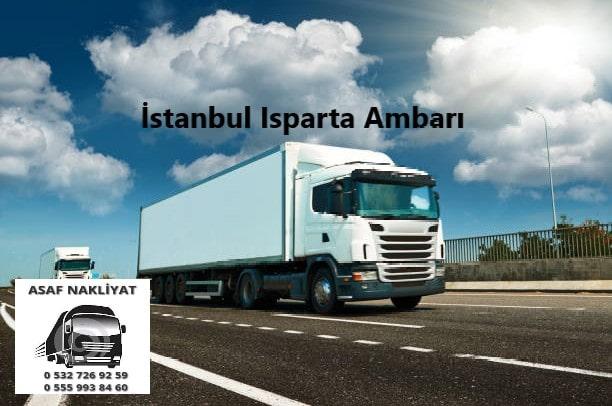 İstanbul Isparta ambarı