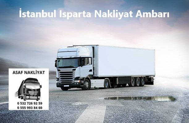 İstanbul Isparta ambarı ,İstanbul Isparta nakliye ambarı
